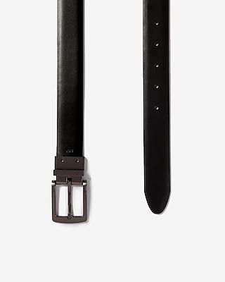 Express Mens Reversible Buckle Belt