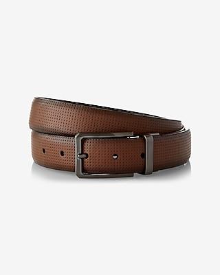 Express Mens Perforated Belt