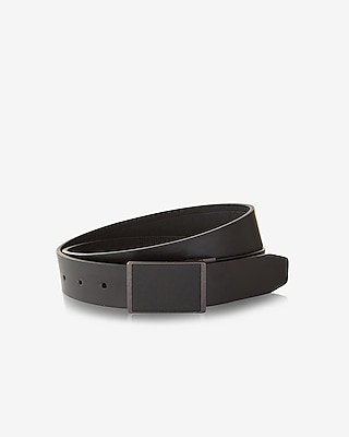 Express Mens Plaque Belt