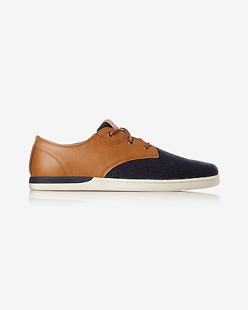 creative recreation navy and brown vito lo sneaker