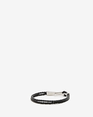 Express Mens Double Braided Bracelet