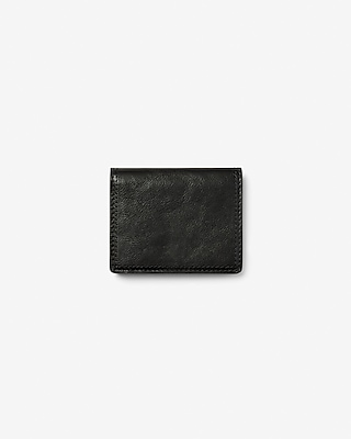 Express Mens Magnetic Money Clip Wallet
