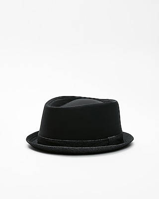 Express Mens Twill Fedora