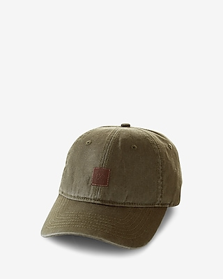 Express Mens Logo Patch Baseball Hat