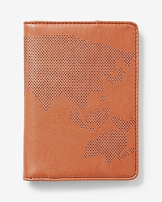 Express Mens World Passport Cover