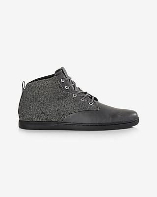 Express Mens Creative Recreation Charcoal Black Vito Sneaker Black 8.5
