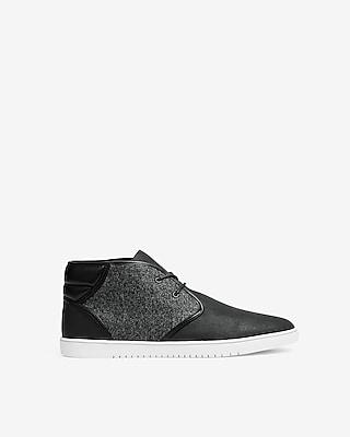 Express Mens Chukka Sneaker