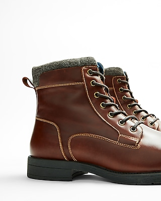 Express Mens Rugged Work Boot