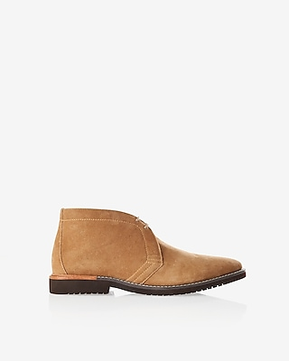 Express Mens Suede Chukka Boot