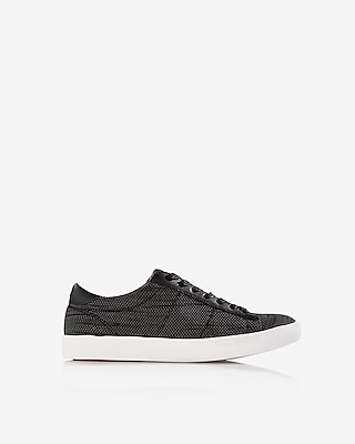 Express Mens Knit Sneakers