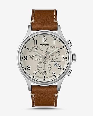 Express Mens Timex Scout Chronograph Watch