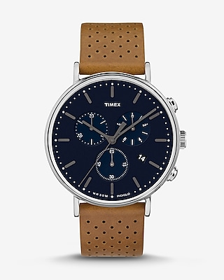 Express Mens Timex Fairfield Chronograph Watch
