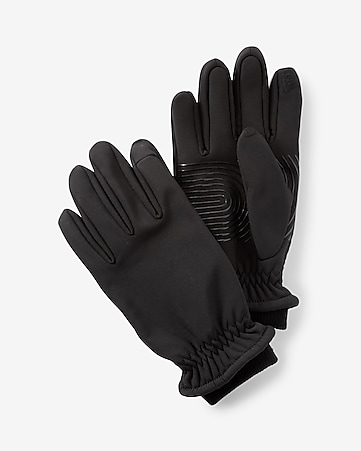 express tech touchscreen compatiable gloves