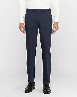 Express Slim Stretch Wrinkle-Resistant Dress Pants