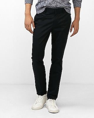 Express Mens Extra Slim Non-Iron Dress Pant