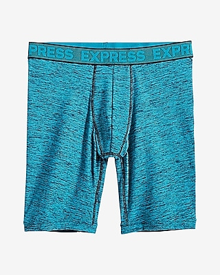 Space Dye Performance Extended Boxer Briefs