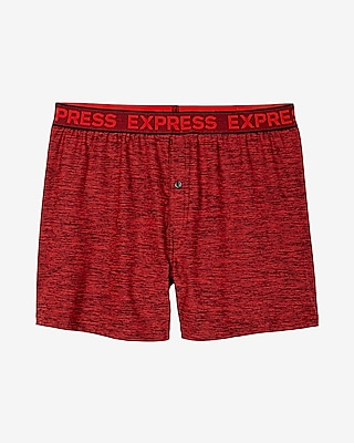 Moisture-wicking Performance Knit Boxers