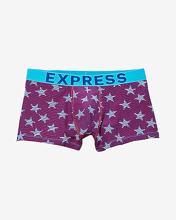 star stripe sport trunk