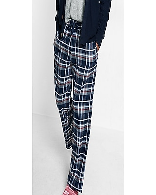 Express Mens Flannel Lounge Pant