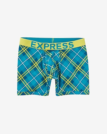 plaid boxer briefs