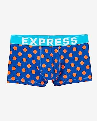 Express Mens Bold Dot Sport Trunk