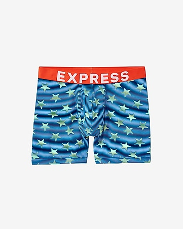 stripe star boxer briefs