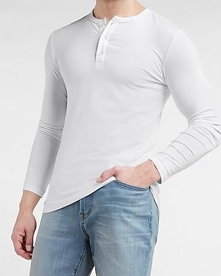 Supersoft Long Sleeve Henley