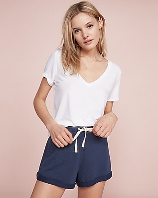 One Eleven High Waisted Soft Lounge Shorts