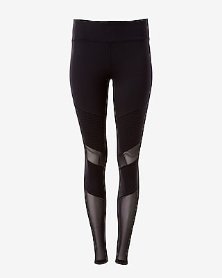 Express Womens Exp Core Moto Leggings