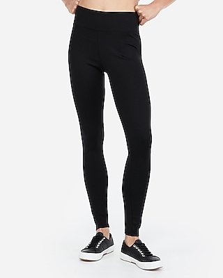 Express Womens High Waisted Stretch Leggings