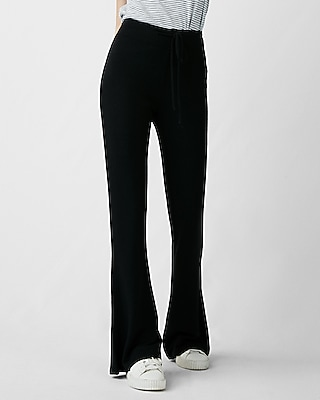 Express Womens Express One Eleven Flare Lounge Pants