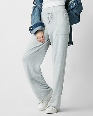 Express Womens Express One Eleven Wide Leg Lounge Pant