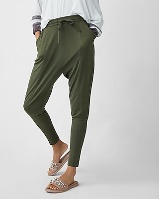 Express Womens Express One Eleven Harem Pant