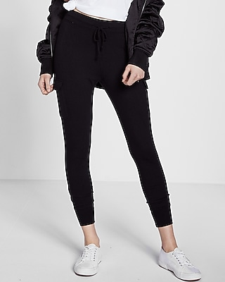 Express Womens Express One Eleven Cargo Jogger Pant