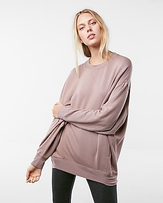 Express Womens Oversized Sweatshirt