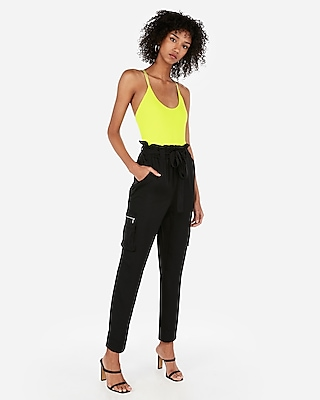 Express Womens Express One Eleven Strappy Back