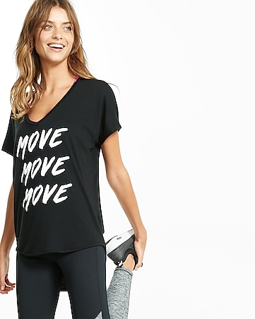 EXP core move london tee