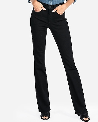 High Waisted Stretch+ Perfect Curves Barely Boot Jeans