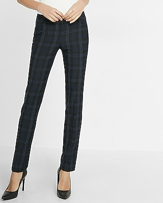 Express Womens Slim Fit Columnist Pant