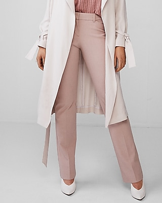 Mid Rise Barely Boot Publicist Pant