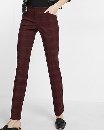 Slim Fit Dress Pants for Women: BOGO 50% Off | EXPRESS