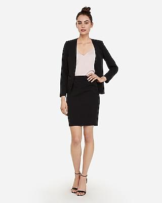Express Womens Mvmnt High Waisted Pencil Skirt