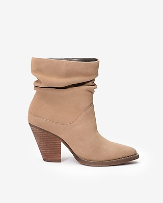 Express Womens Jane And The Shoe Lilian Booties