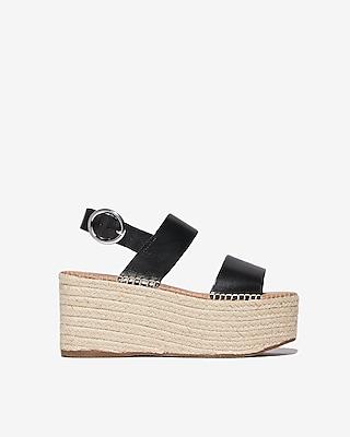 Express Womens Steve Madden Cali Espadrille Platform Sandals