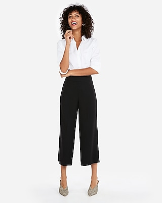 Express Womens Original Long Sleeve Essential Shirt