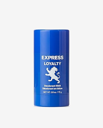 loyalty deodorant stick