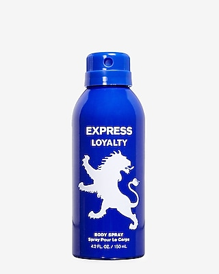 Express Womens Express Loyalty Body Spray
