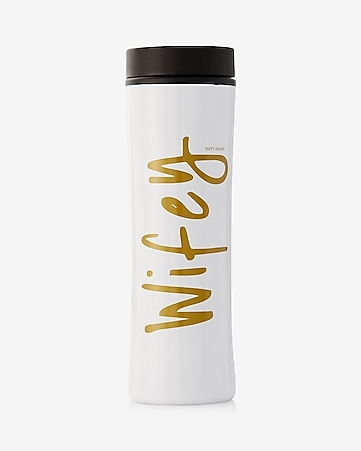 aspen lane wifey travel mug
