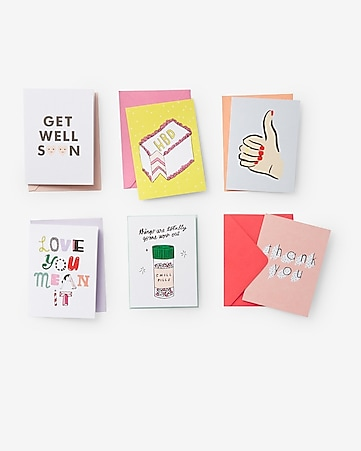 ban.do hey girl hey greeting card set
