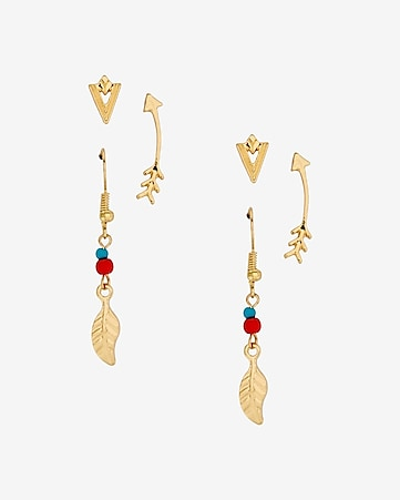 southwestern earring set